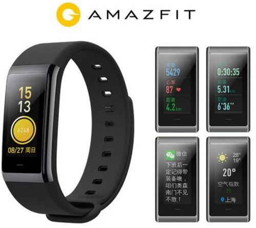 Фитнес браслет Xiaomi Amazfit Cor 2 черный