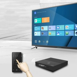 Smart TV приставка A95X F2 4Gb + 64Gb Wi-Fi 2.4G5G