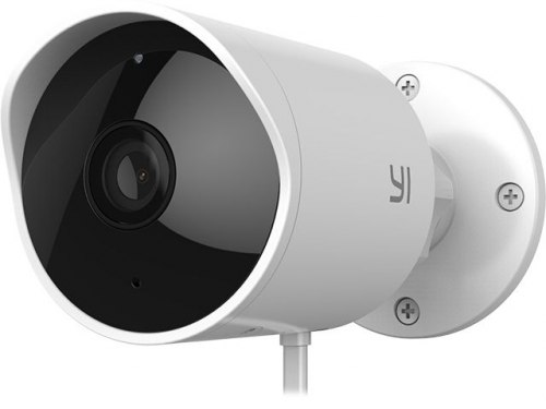 IP-КАМЕРА XIAOMI YI OUTDOOR CAMERA 1080P (БЕЛЫЙ/WHITE)