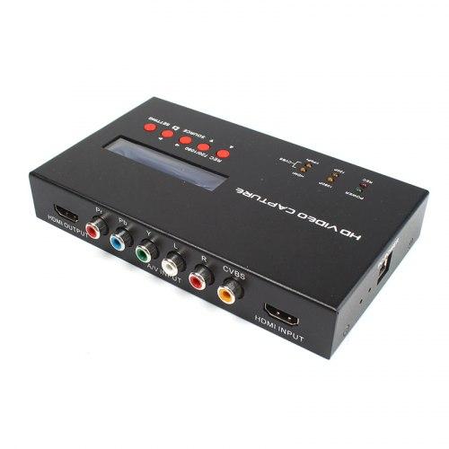 Видеозахват оцифровщик EZCAP Recorder Multi