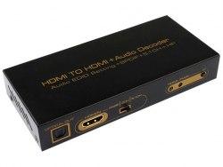 Аудио конвертер hdmi Audio Extractor в RCA 5.1