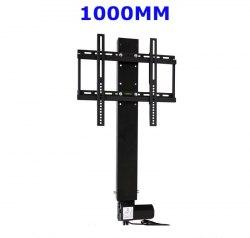 Моторизованный лифт для телевизора с ходом 1 метр