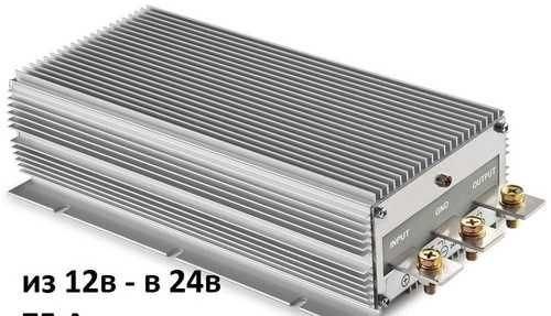 Преобразователь 12-24в 75А из 12 в 24V 75 амп