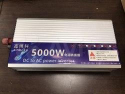 Инвертор 12-220v 5000вт преобразователь