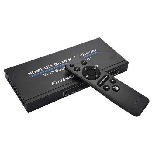 Hdmi Multi-Viewer Мультививер-Переключатель 4x1