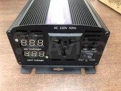 Инвертор Преобразователь 12-220v 3000W