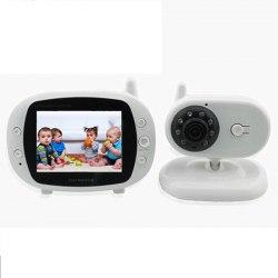 Shenzhen Seepower Electronics SP-850 Видеоняня комплект беспроводной камеры видеонаблюдения и приемника с экраном Wireless baby monitor 3,5 дюйма