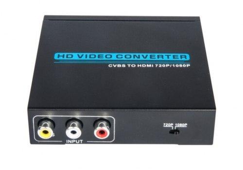 Переходник, конвертер из AV в HDMI Converter преобразователь