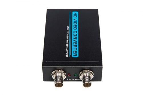 Преобразователь SDI/3G - HDMI + SDI LOOP проходной (Конвертер, переходник SDI to HDMI + SDI LOOPOUT проходной)