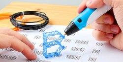 3D ручка 3DPen-2 с LCD дисплеем