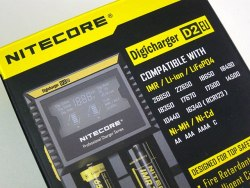 Зарядное устройство Nitecore D2 EU