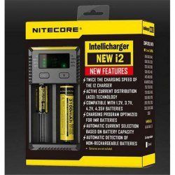 Зарядное устройство Nitecore new i2 EU