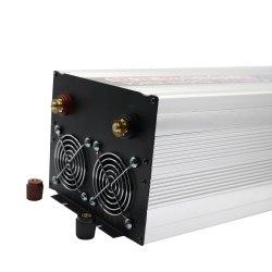 Инвертор 12/24-220V 6000 Вт чистый синус
