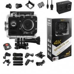 Экшн камера Action camera XPX G80R 4K (wi-fi + пульт)