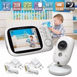 Shenzhen Rise Electronic VB603 Видеоняня комплект беспроводной камеры видеонаблюдения и приемника с экраном Wireless baby monitor 3,2 дюйма