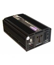 Инвертор 12-220V 1800W 12 на 220вольт 1800 Ват преобразователь напряжения TBF