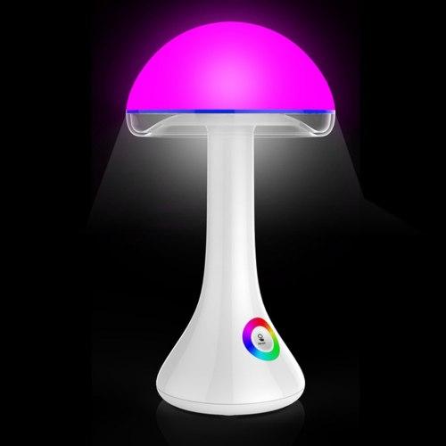 S002 LED ночник, светильник, лампа светодиодная с изменением цвета