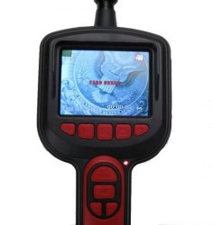 Видеоэндоскоп 9мм GL 882X Эндоскоп технический гибкий, Бороскоп