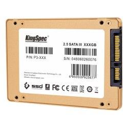 KingSpec SSD 120GB SSD Hard Drive твердотельный накопитель жесткий диск ССД P3-128 120GB SSD ACSC2M128S25