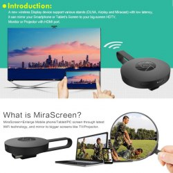 MiraScreen G2 WiFi Display Dongle