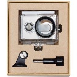 Кейс влагозащитный Xiaomi XYFSK02 для камеры YI, Белый оригинальный
