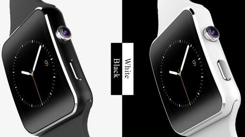 Умные часы Smart Watch X6 цвет на выбор