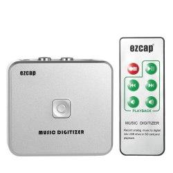 Оцифровщик аудио EZCAP Music Digitizer