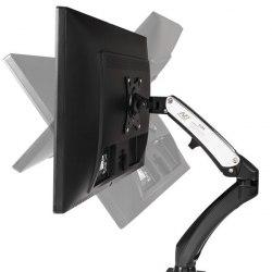 "Кронштейн NB F100, для LCD телевизора и монитора 17""-27"", с газлифтом"