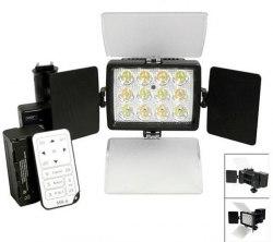 Накамерный свет LED-1040A + пульт