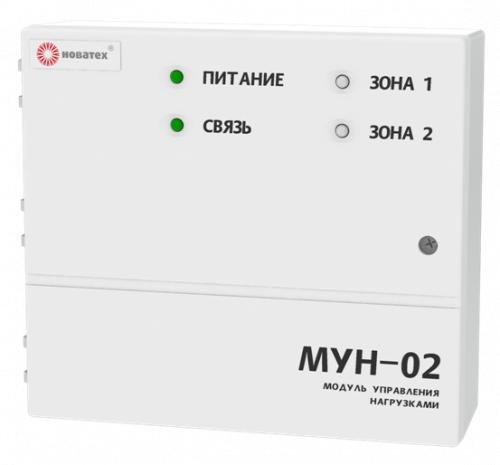 Модуль управления нагрузками МУН-02