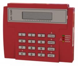 Клавиатура с ЖКИ КП-128П