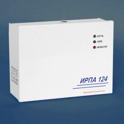 Блок бесперебойного питания АвангардСпецМонтаж ИРПА 124.01/0-3