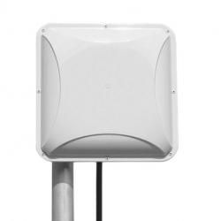 Антенна 3G AX-2014P MIMO панельная направленная, комплект (антенна, 2 кабеля по 7м)