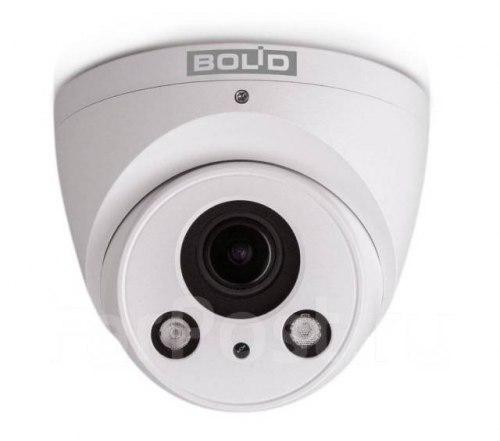 3 Мп купольная IP-видеокамера Bolid VCI-830-01