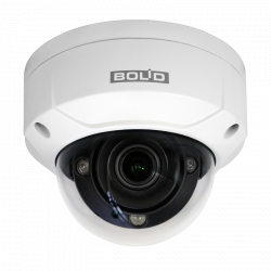 4 Мп купольная IP-видеокамера Bolid VCI-240-01