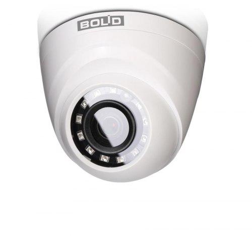 1 Мп купольная HD-видеокамера Bolid VCG-812
