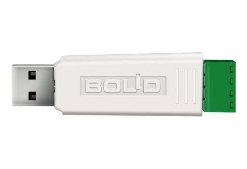 Преобразователь интерфейсов BOLID USB-RS232
