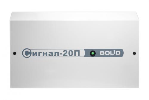 Блок приемно-контрольный (адресный расширитель шлейфов) охранно-пожарный BOLID Сигнал-20П исп.01