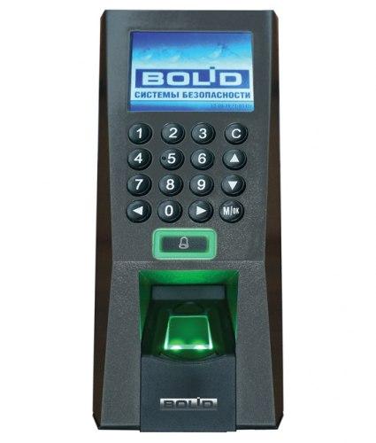 Биометрический контроллер доступа BOLID С2000-BIOAccess-F18