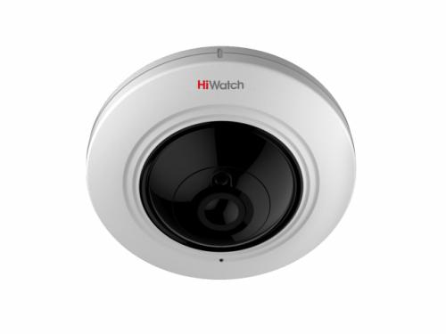 5 Мп панорамная HD-видеокамера HiWatch DS-T501