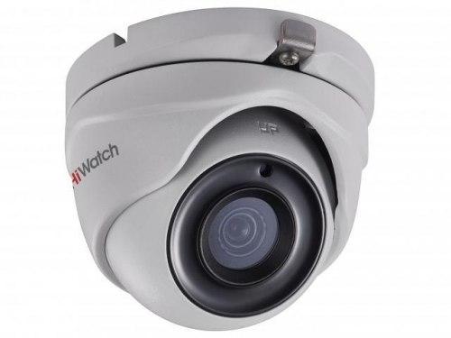 5 Мп купольная HD-видеокамера HiWatch DS-T503(B)