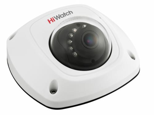 2 Мп купольная HD-видеокамера HiWatch DS-T251