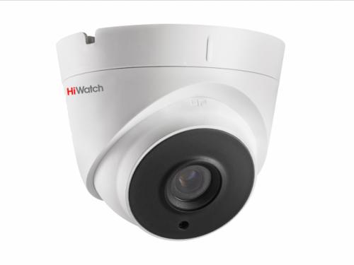 2 Мп купольная HD-видеокамера HiWatch DS-T203P