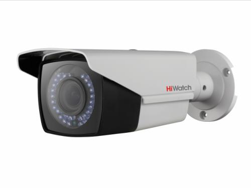 2 Мп цилиндрическая HD-видеокамера HiWatch DS-T206P