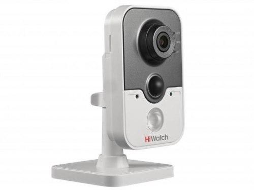 2 Мп компактная IP-видеокамера HiWatch DS-I214