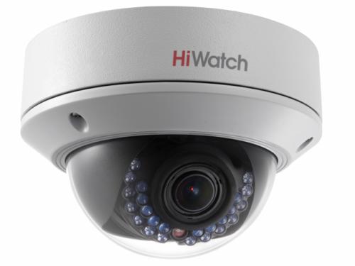 1,3 Мп купольная IP-видеокамера HiWatch DS-I128