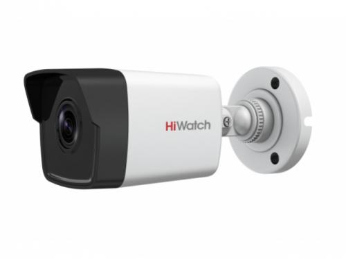 2 Мп цилиндрическая IP-видеокамера HiWatch DS-I200(B)
