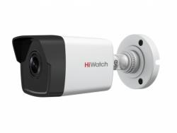 1 Мп цилиндрическая IP-видеокамера HiWatch DS-I100(B)