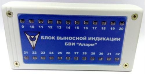 Блок выносной индикации Аларм БВИ