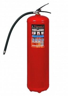 Огнетушитель порошковый переносной Ярпожинвест ОП-10(з)